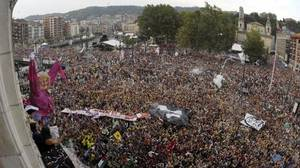 Más de la mitad de los vascos suspende al Gobierno central