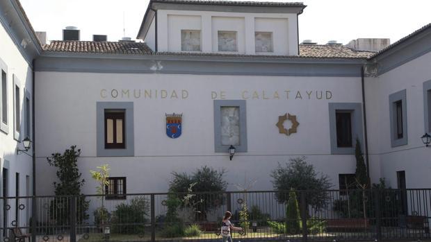Sede del gobierno comarcal de la Comunidad de Calatayud