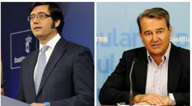 Arturo Romaní y Agustín Conde