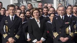 Cospedal destaca la colaboración UE-OTAN en el Mediterráneo