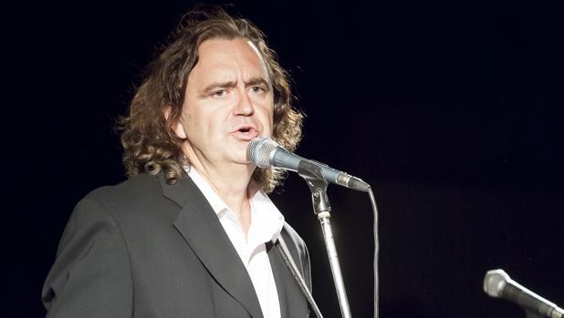 El cantautor Paco Damas, que actúa este lunes en Ciudad Real
