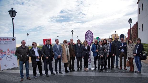 «Cucharas de Autor», homenaje de la Capital Gastronómica a sus colaboradores