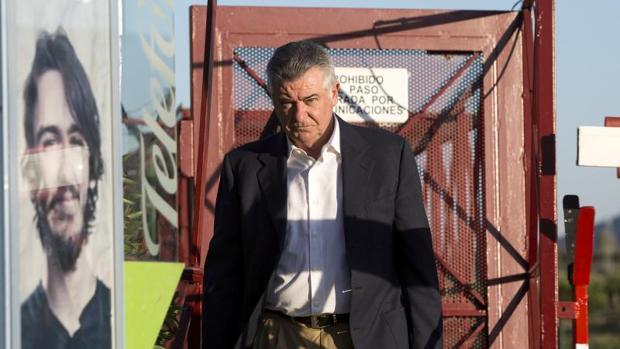 Juan Antonio Roca sale de prisión