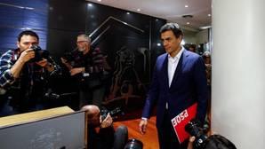 Pedro Sánchez iniciará en Valencia su recorrido por España para recoger apoyos