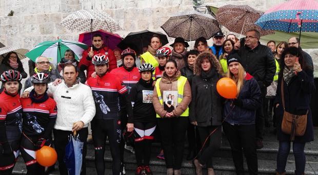 Homenaje de Stop Accidentes este domingo en Valladolid