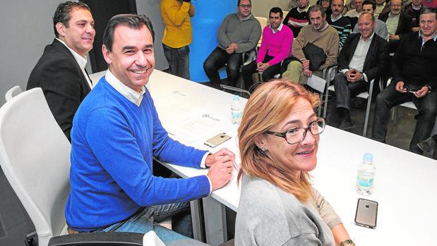 Maillo, Martín Pozo y Castro, en el Comité Ejecutivo del PP de Zamora
