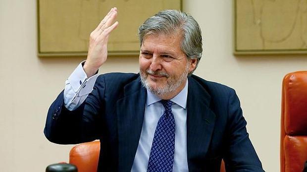 Méndez de Vigo, a quien Rajoy ha encomendado la Portavocía del Gobierno, Educación, Cultura y Deporte