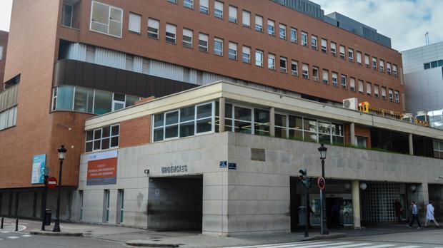 Imagen de archivo de las instalaciones del hospital Clínico de Valencia