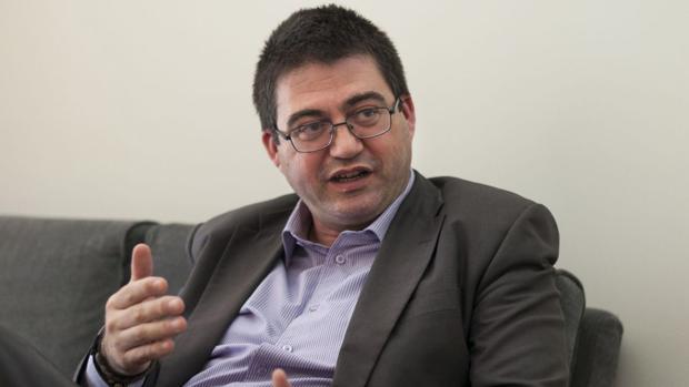 El edil de Economía y Hacienda, Carlos Sánchez Mato