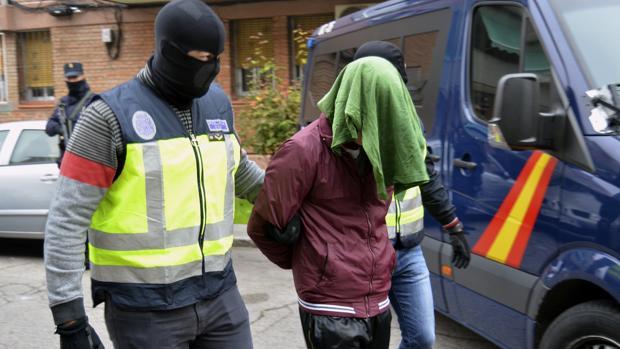 Detención de dos marroquíes por pertenecer al ISIS