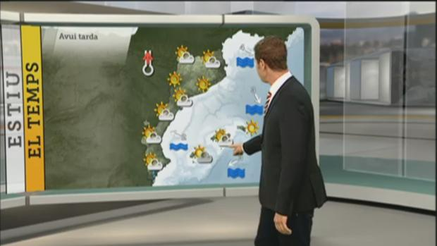 Imagen de archivo de un informativo de TV3