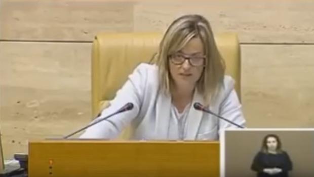 La presidenta de la Asamblea extremeña repite 2 veces una votación por empate entre abstenciones y noes