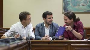 Iglesias apuesta por fortalecer los vínculos pero que IU y Podemos mantengan su «institucionalidad»