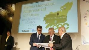 La patronal coruñesa premia el liderazgo de Feiraco en el lácteo