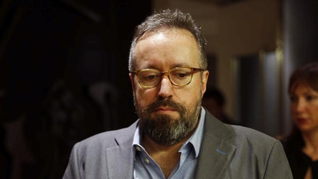 El portavoz parlamentario de Ciudadanos, Juan Carlos Girauta