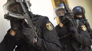 Espectacular operación antidroga en Huesca