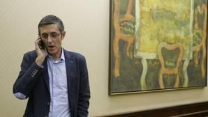 Madina y Patxi López ven en el pacto PSE-PNV un ejemplo para resolver la crisis de Cataluña