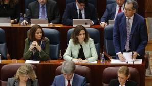 Cifuentes ve «muy positivo» que la diputada de baja demande a su exjefe por acoso