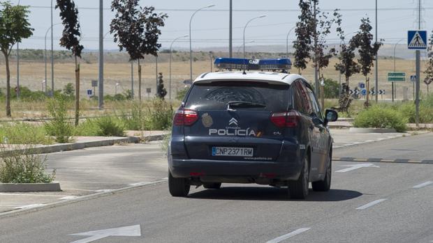 Patrulla de la Policía Nacional, en una imagen de archivo