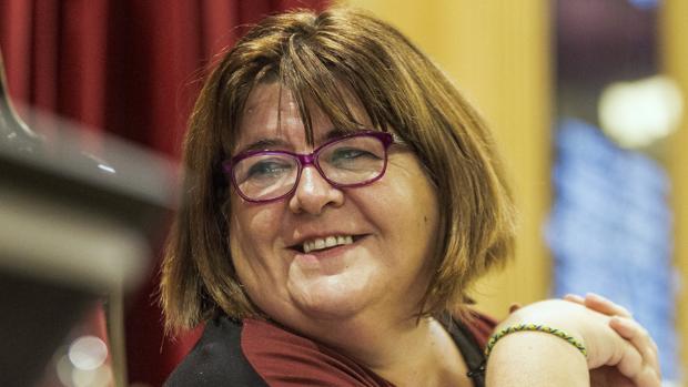La presidenta del Parlamento Balear, Xelo Huertas