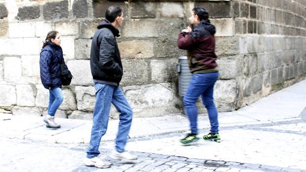María del Pilar y Raúl se dirigen esta mañana a la Audiencia de Toledo
