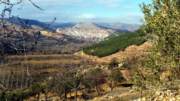 Imagen de archivo del Rincón de Ademuz, provincia de Valencia