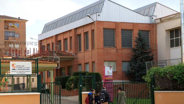 Instituto La Albuera, en Segovia