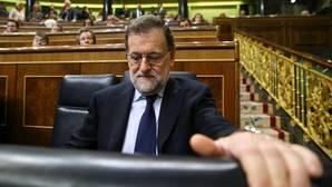 Rajoy, sobre la muerte de Barberá: «Estoy enormemente apenado. Se hace muy duro esto»