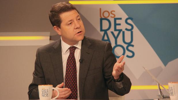Page, en Los Desayunos de TVE