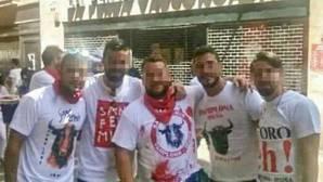 Los presuntos violadores de Sanfermines pudieron robar también 9 pares de gafas en San Sebastián