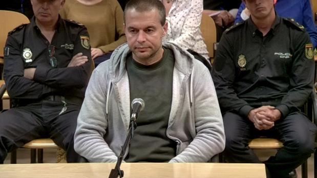 El presunto pederasta de Ciudad Lineal, Antonio Ángel Ortiz