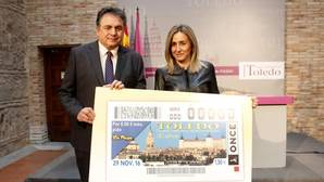 Toledo será la imagen del cupón de la ONCE del 29 de noviembre