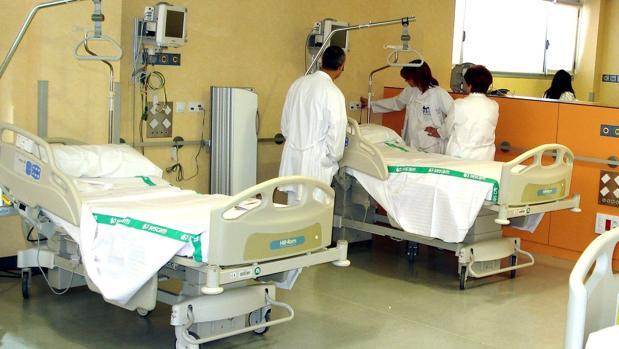 Instalaciones del hospital de Toledo