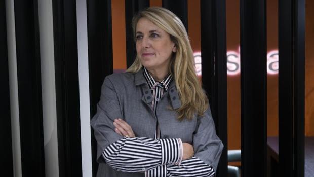 Patricia Urquiola abre un nuevo «templo» del mueble de diseño en Madrid