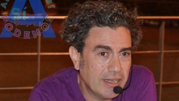 Víctor Fernández, de Podemos Alicante