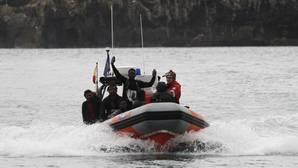 Rescatados 21 inmigrantes en aguas de Tarifa a bordo de dos pateras