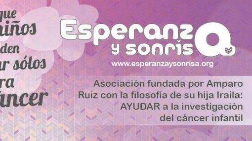 Imagen del cartel de la asociación