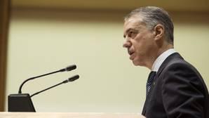 Urkullu, reelegido lendakari con el apoyo de los socialistas vascos