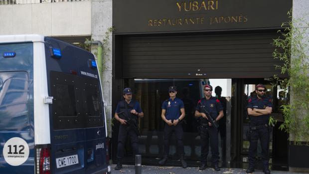 Restaurante japonés de la Ciudad Condal investigado por su relación con la mafia ucraniana