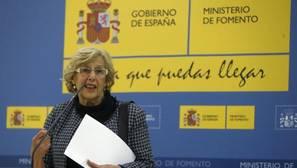 Carmena suspende su viaje a México y se reunirá con Fomento para negociar sobre la operación Chamartín