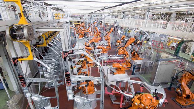 El Índice General de Producción Industrial (IPI) subió un 4,5 por ciento en septiembre (último dato conocido)