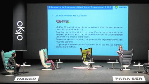 Imagen del congreso OKKO organizado por Hidraqua