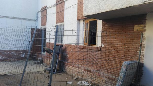 Estado de las viviendas en Arcipreste de Hita, en el barrio Juan XXIII