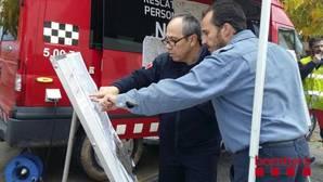 Amplían la búsqueda de la mujer desaparecida en la riera de Sant Llorenç d'Hortons