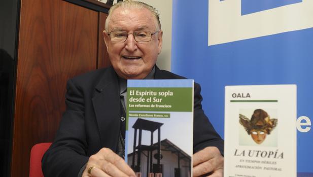 Nicolás Castellanos: «Participo de todas las preocupaciones por la elección de Trump»