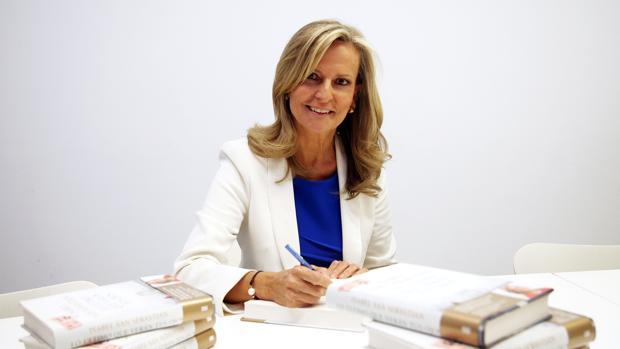 Isabel San Sebastián, escritora, periodista y colaboradora de ABC