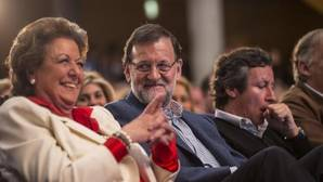 La cita frustrada de Rita y Rajoy