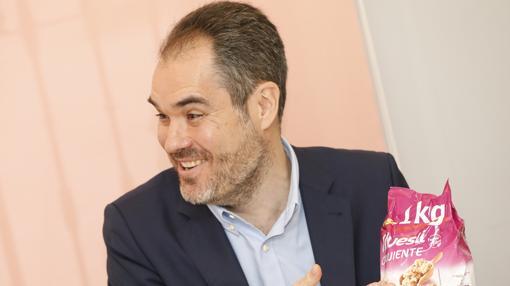 Ricard Cabedo, director de Relaciones Empresariales de Mercadona