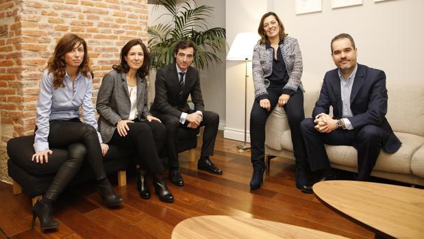 Participantes en el Foro ABC