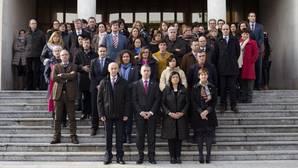 El nuevo equipo del Ejecutivo vasco inicia el camino hacia el ocaso rupturista